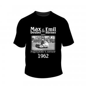 Full Factory Vintage - Max Deubel & Emil Horner T-Shirt MK1 Front