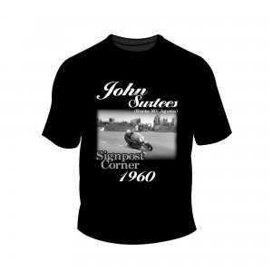 Full Factory Vintage - John Surtees T-Shirt MK1 Front