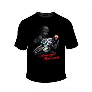 Full Factory Vintage - Santiago Herrero T-Shirt MK1 Front