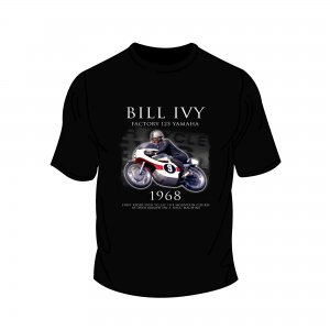 Full Factory Vintage - Mens Bill Ivy T-Shirt Front