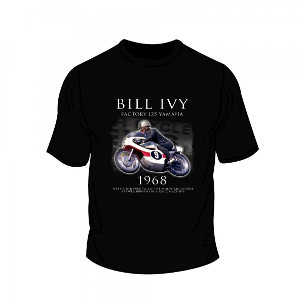 Full Factory Vintage – Mens Bill Ivy T-Shirt Front